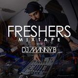 Freshers Mixtape 2019 (Vol6) - DJ Manny B