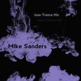 Mike Sanders - June Trance Mix (2015)