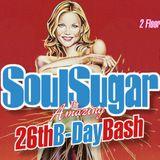 Scheibosan B2B Levi @ Soul Sugar 160319