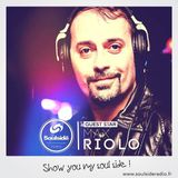 Soulside Radio (Paris) October 14th 2014 - Guest Star: Max Riolo