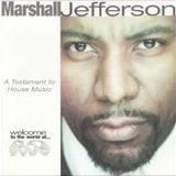 Marshall Jefferson - A Testament To House Music - 2001
