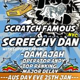 System Unknown Presents Scratch Famous & Screechy Dan - Empress Ellie B Opening set.