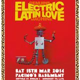 Bazza-Ranks - Jungle Swingerz presents ''The Latin Love Machine mix'' Mar 15th@Pacino's, Dublin.
