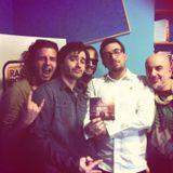ROCK AM - Giampiero Wallnofer e Giovanni Villani intervistano i Mad Shepherd [Live Set]