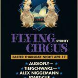 Dyson & Ross Ashman (Start Cue) Live @ FLYING CIRCUS - Bondi Beach Radio Broadcast