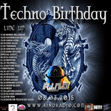 18 - 10h30 - Black Code - 07.03@NEXO - OM TECH-Davk B Day