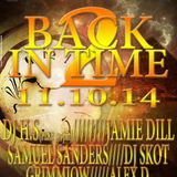 Alex D. - BACK IN TIME@MIXCLUB DISCOTHEQUE - set n°1 - le 11.10.14