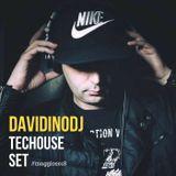 LiveSet@Gstreet Milan - Tech-House Mix
