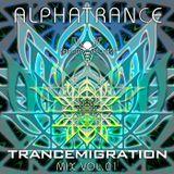 Trancemigration Mix vol.01 by  Alphatrance (Spirited Records)