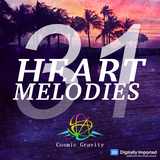 Cosmic Gravity - Heart Melodies 031 (November 2016)