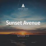 SUNSET AVENUE RADIO SHOW 022 [ 16.07.2015 ] Voiceless