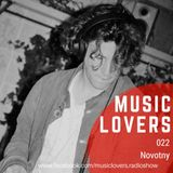 MusicLovers #022 - by Novotny