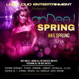 anDeeJ - spring RNB Mix - 2018 RnB Mix