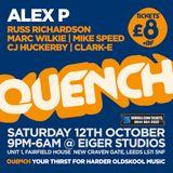 Quench (Oct 12th 2013) Promo Mix - Clark-E