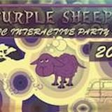 THE PURPLE SHEEP STORY PSYCHEDELIC INTERACTIVE PARTY&EXHIBITION@R33 Budapest (2014-06-14)