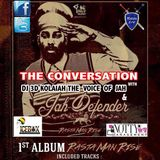 The Conversation With  Icebox International &  Jah Defender - Extended Play
