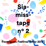 Siamisstape nº 2 (Formigues Festival, May 2017)