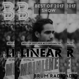 #Bestof2017 mixes from LINEAR & MAINLINE // Brum & Bass show with Danny de Rebekill (21/12/2017)