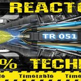 Techno Reactor Podcast Fnoob Radio / 18.1.2014