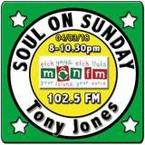 Soul On Sunday 04/03/18, Tony Jones, MônFM Radio * PRESTATYN 2018 * Kev Roberts & D.Evison *