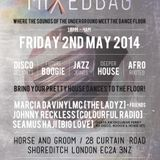 Exclusive MiXedBag pre-taster mix by Seamus Haji