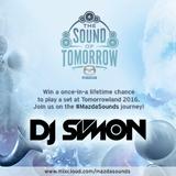 DJ Simon Switzerland - #MazdaSounds Techno Mix
