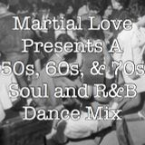 50's, 60's 70's Soul and R&B Dance Mix