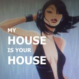 RADIO'X'OVER x639 - MY HOUSE IS YOUR HOUSE