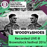 WOODY2SHOES LIVE @ BROWNSTOCK - STUMBLE INN 2016