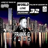 FRANK G - WORLD LIVE SESSIONS - 032