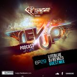 SGHC Rev Up Podcast EP 29 - Liteblue + DJ ReVaz3 Guest Mix