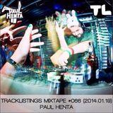 Tracklistings Mixtape #066 (2014.01.19) : Paul Henta