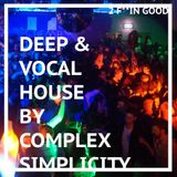 Deep & Vocal House MIX 21/02/2014 feat. Disclorsure, Cleavage, MK & more