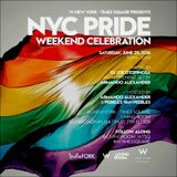 DJ Joe D'Espinosa - NYC Pride Weekend Celebration Part Two