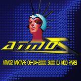 Atmoz Mixtape 08-04-2000 3u00 Dj Nico Parisi