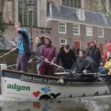 19 juni - Sarah de Beurs over Plastic Whale