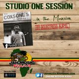 """STUDIO ONE SESSION"" in The Mansion by Selectress Aur'El [ JahMusicMansion Radio - april 2016]"