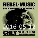 Rebel Music International 2016-05-12