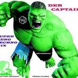 Der Captain - Super Hero Techno Mix