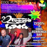 ZYDEFx @ Cool Runnings Bar (YAAM) 12.06.2015