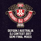 Kasper Kidd | Newcastle | Defqon.1 Festival Australia DJ Contest