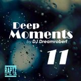 Deep Moments #11 by DJdreamroberts