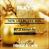 #DJSILKYD - 3 HOURS NEW YEARS EVE MIX ON 97.5 #KEMETFM  - BEST OF 2018