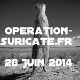 Parole de Suricate  :  emission du 05 avril 2014