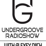Petter F - Undergroove Radioshow by Alexey DIICH 230417