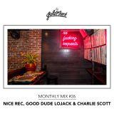 Nice Rec, Good Dude Lojack & Charlie Scott - The Goldmark Monthly Mix #26