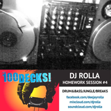 DJ Rolla - Homework Session #4 - Feb 2017 (Facebook Live)