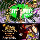 Les Envahisseurs New Season #6 ♪♫ ♥ INTERVIEW on Dynamic Radio ♪