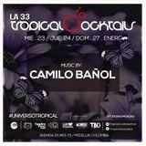 Dj set 011 Tardes Tropical cocktails Medellin