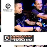 Cloning Sound radio show with Pacho & Pepo :: episode 201